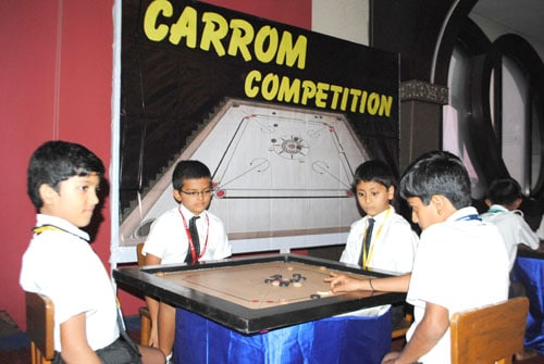 CARROM COMPETITION