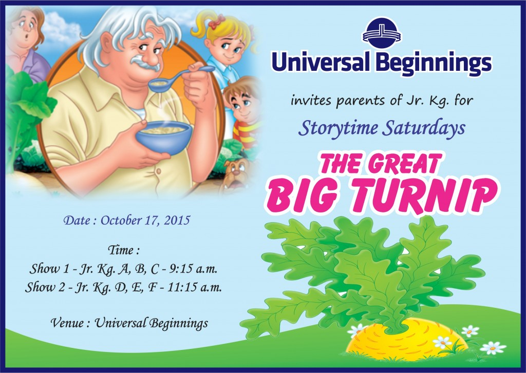 Story Time Saturday Invite - 01