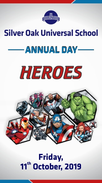 Annual day Heroes